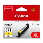Canon CLI-571XL Yellow-3717
