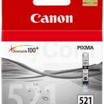 Canon CLI-521 Zwart-3190