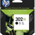 HP 302XL Zwart-3744