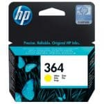 HP 364 Yellow-2836