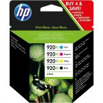 HP 920XL 4-Pack-3711