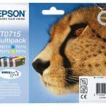 Epson Cartridge T0715 Multipack-3291