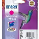 Epson Cartridge T0803 Magenta-3373
