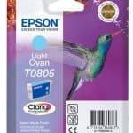 Epson Cartridge T0805 Light Cyaan-3377