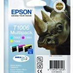 Epson Cartridge T1006 Tri-Color-3682