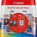 Canon Valuepack 540XL zwart en 541XL kleur-3758