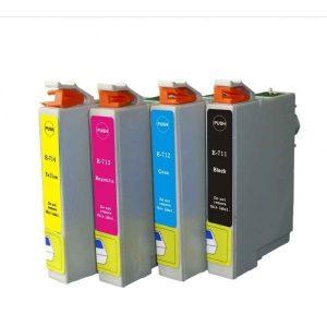 Epson Compatible Cartridge T0715 Multipack-3394
