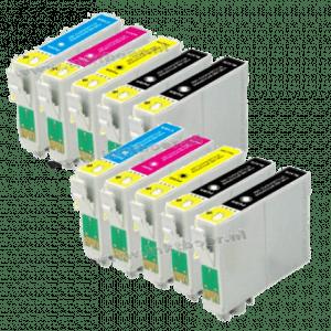 Epson Compatible Cartridges T1285 Multipack 10 stuks-3681