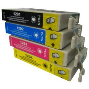 Epson Compatible Cartridge T1295 Multipack-3392